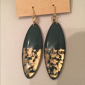 ModCloth Dangling Earrings NWT
